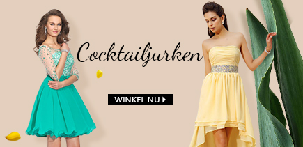 Cocktailjurken Goedkoop